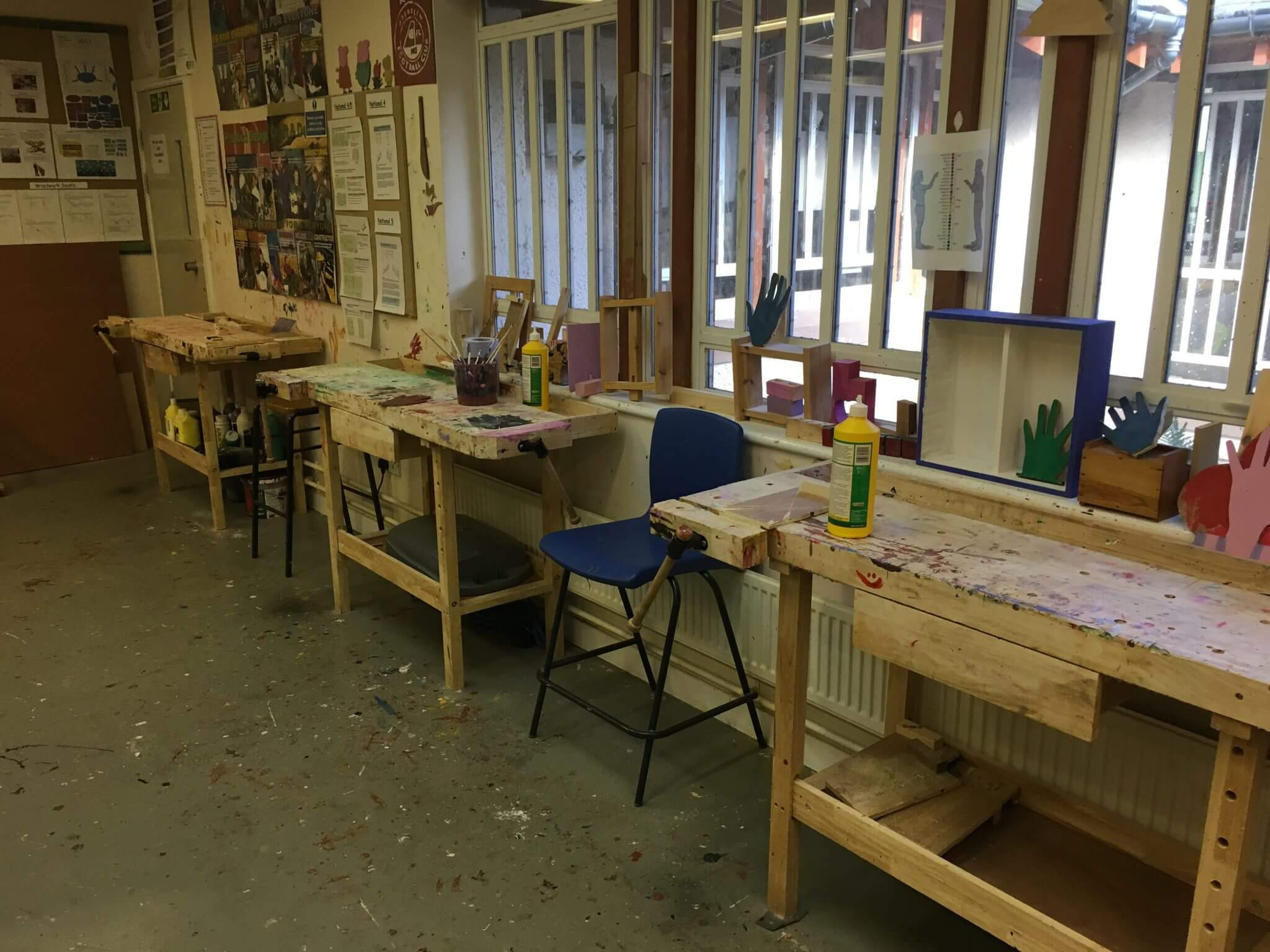 Rossie art school