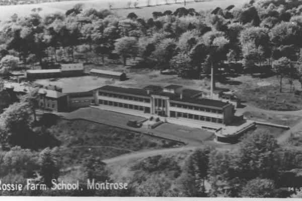 Rossie building and grounds 1933