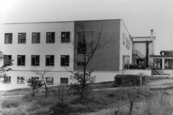Photograph of Rossie Building 1950s-1