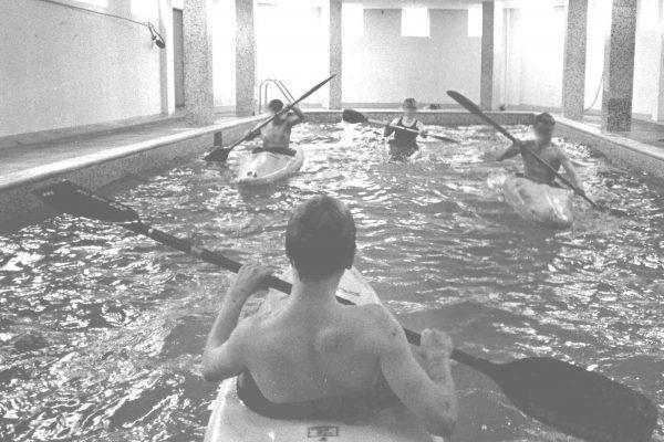 Kayaks in Rossie