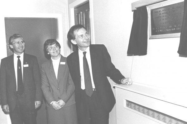 Rossie staff 1980s-3
