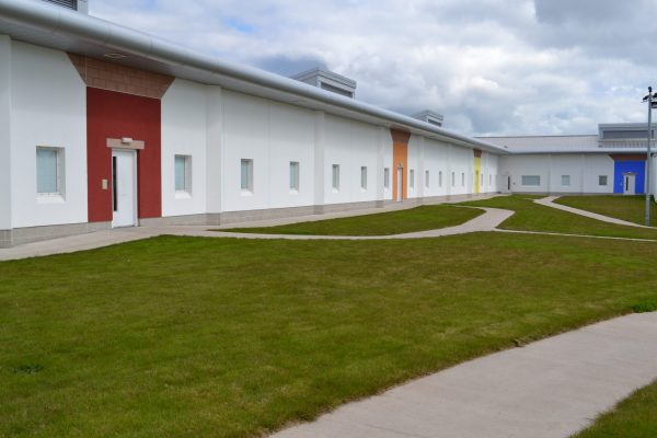 Rossie new building 2009-7