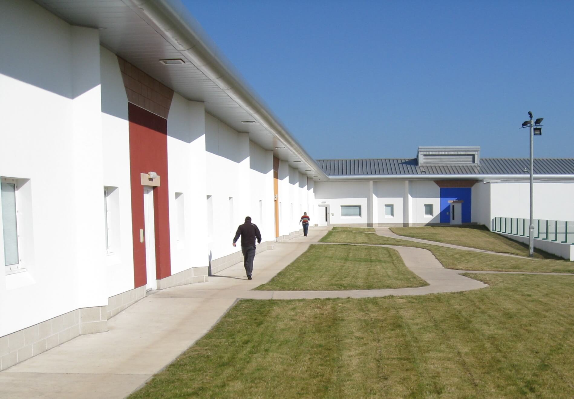 Rossie new building 2009