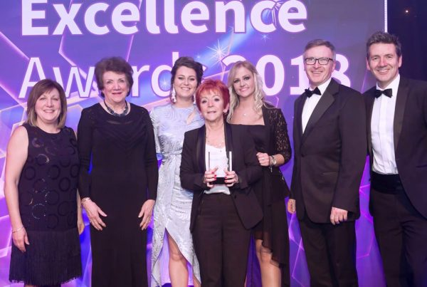 Scotland Excel Supplier Excellence Awards Rossie
