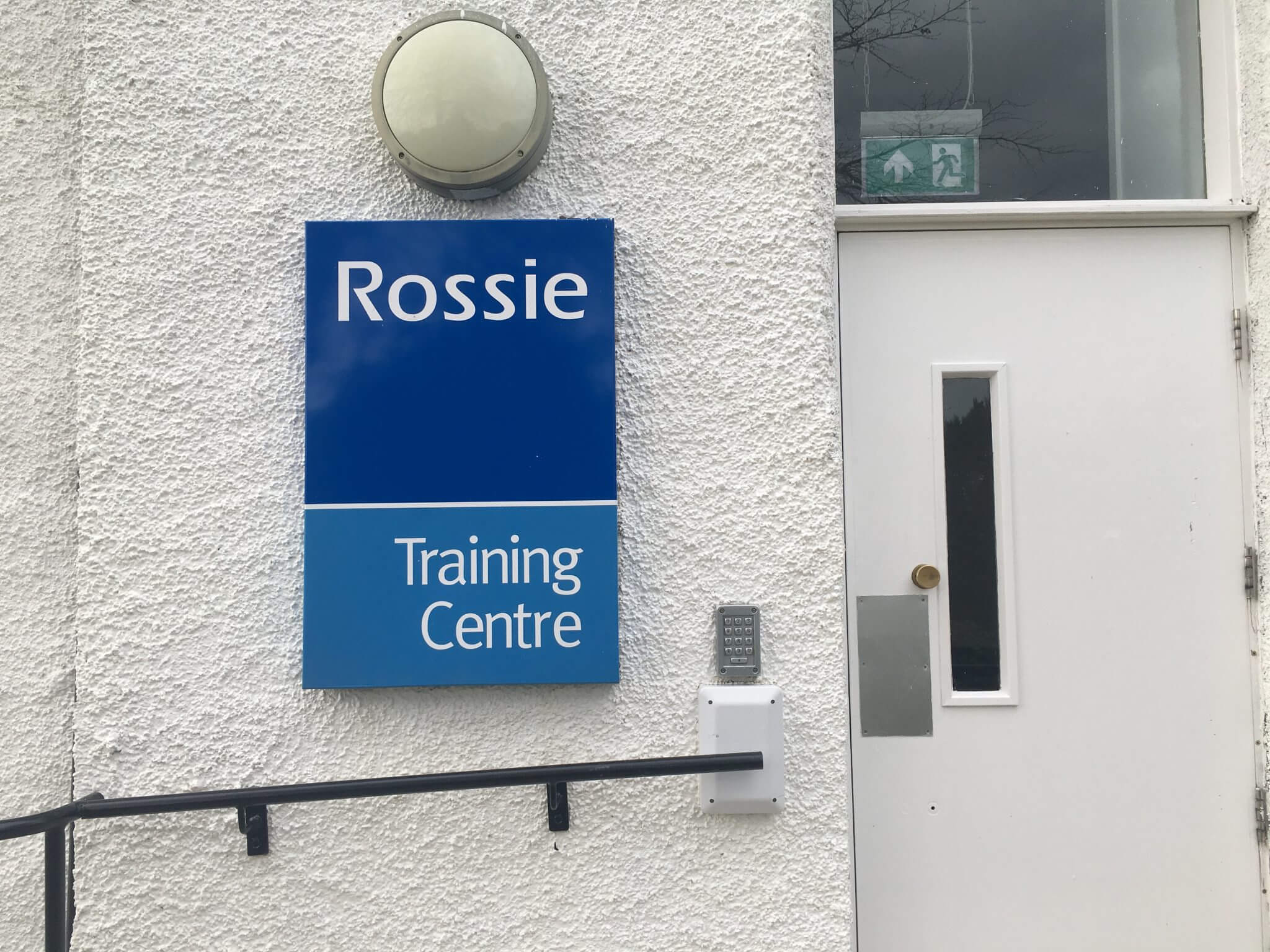 Rossie Training Centre