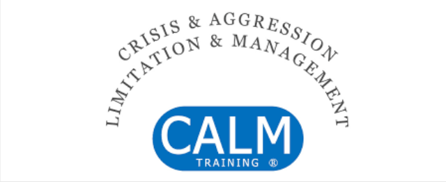 CALM Training logo