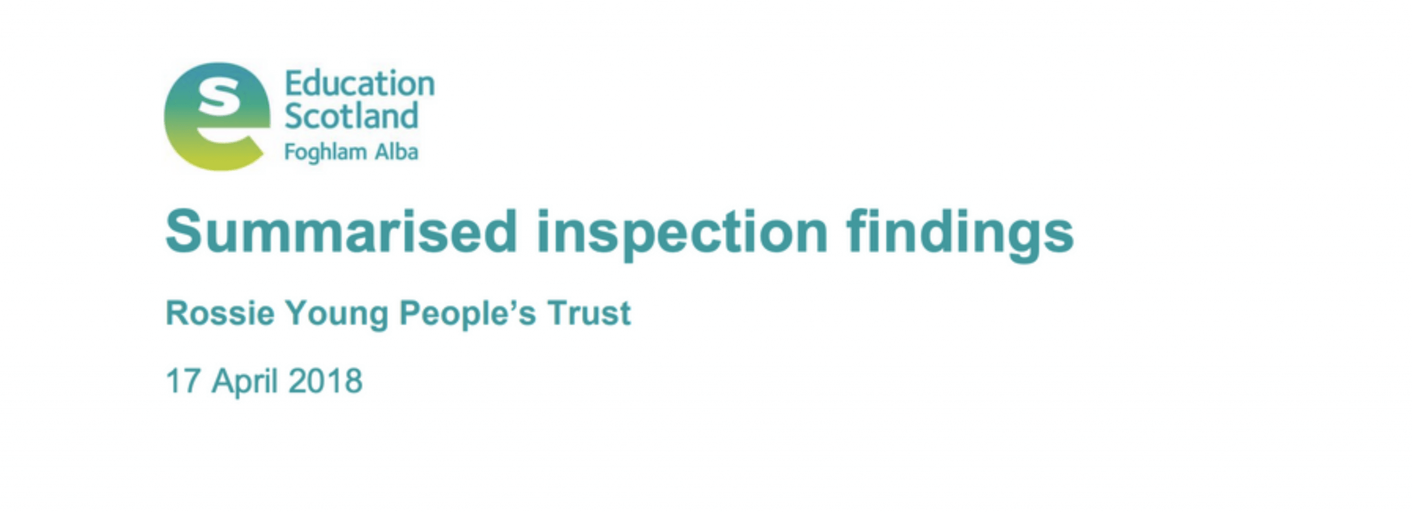 Rossie inspection report thumbnail