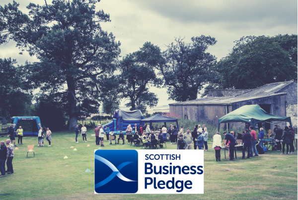 Scottish Business Pledge Fun Day