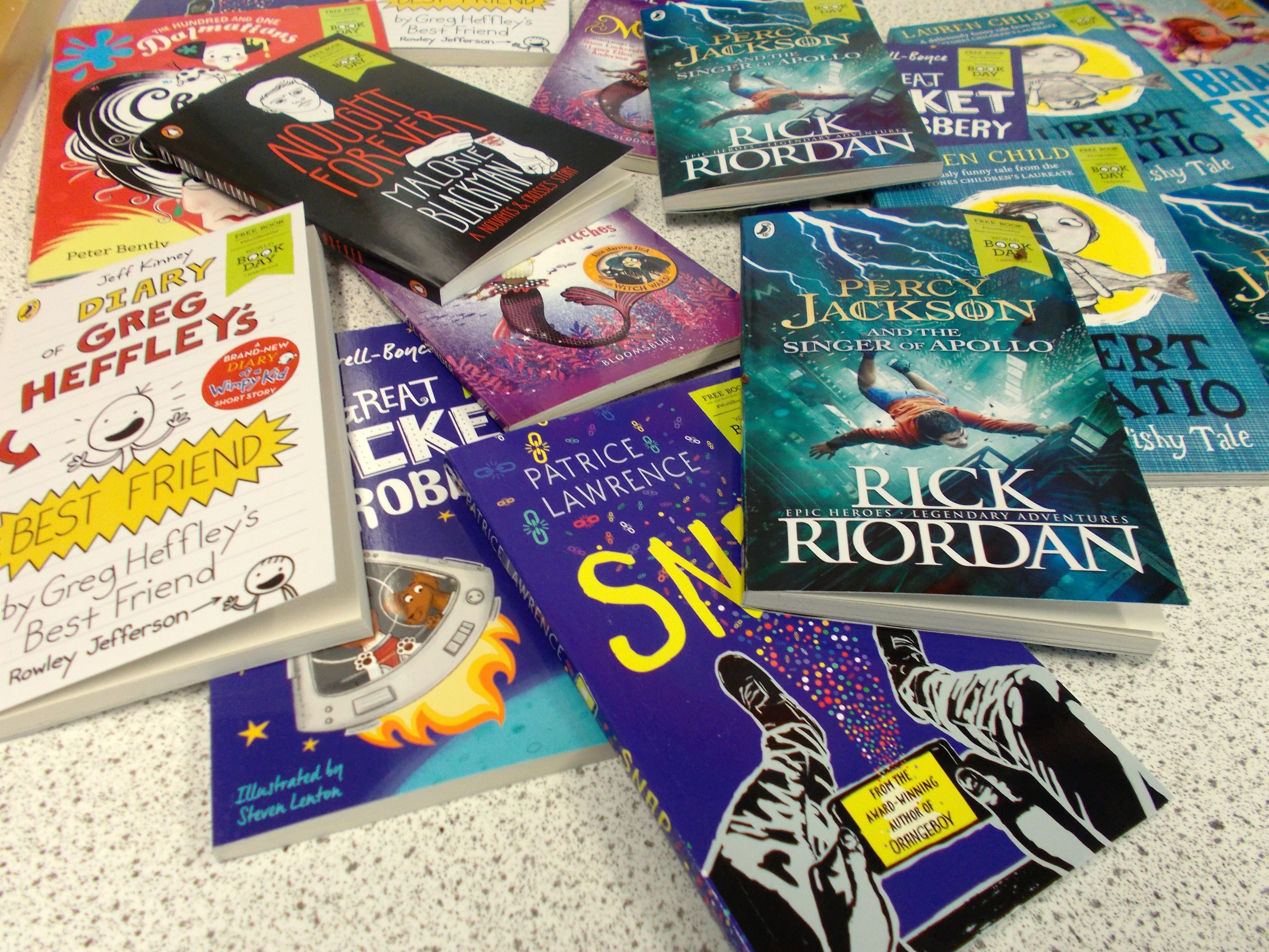 Education 7 books
