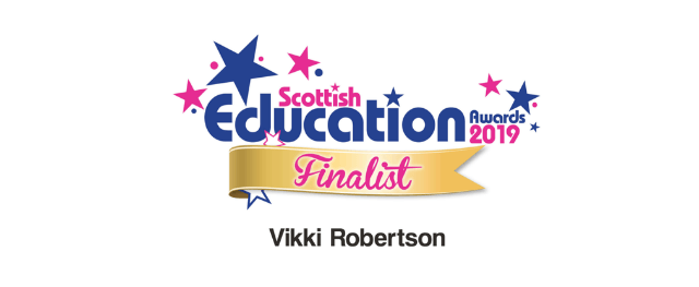 Education Scotland - Teacher of the Year